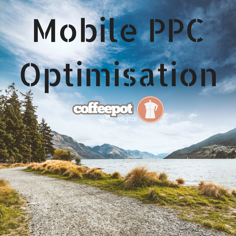 Mobile PPC Optimisation